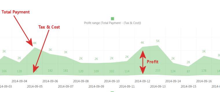 Analytics Profit Overview