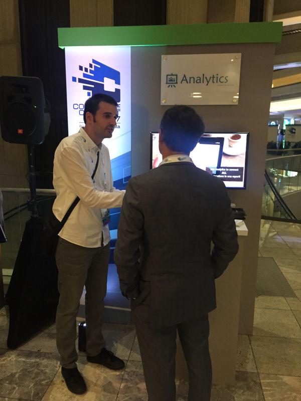 Qualia Analytics In Commerce Connect 17 Atlanta 3