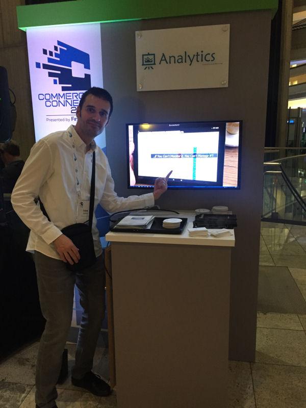Qualia Analytics In Commerce Connect 17 Atlanta 4
