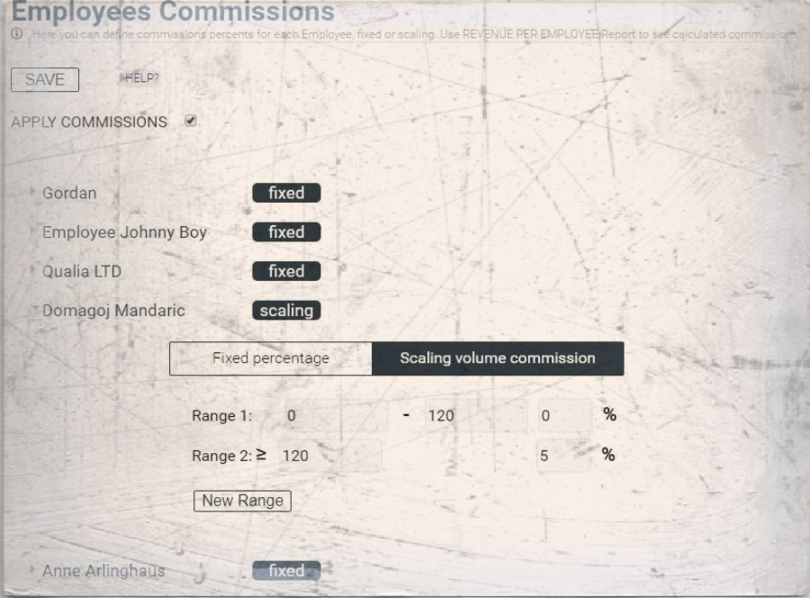 Analytics App – Commissions Demystified